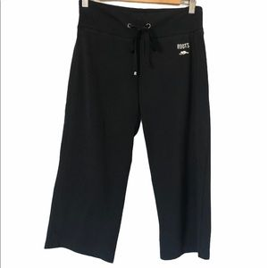 Roots Active Cropped Jogger Capris, Small